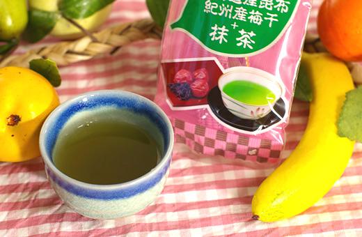 効果 昆布 茶